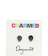 Dogeared Jewels - Charmed Earring Skull