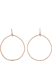 Dogeared Jewels - Sparkle Hoop Earrings