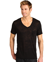 Alternative Apparel - Burnout Deep V-Neck
