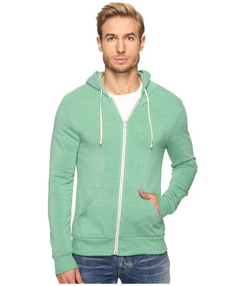 Alternative Rocky Zip Hoodie - Eco True Green