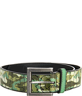 Cheap Quiksilver Kids Filter Belt Youth Safari Green