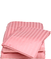 Elite - Wrinkle Resistant Stripe Sheet Set 300 Thread Count - King