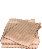 Elite - Wrinkle Resistant Stripe Sheet Set 300 Thread Count - Twin