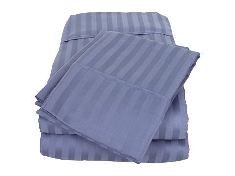 Elite Wrinkle Resistant Stripe Sheet Set 300 Thread Count - Queen