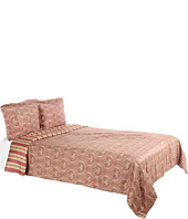Elite - Tuscan Paisley/Yardley Reversible Print Duvet Set - King