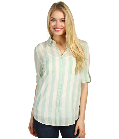 O'Neill - Dazed Top (Sea Glass) - Apparel