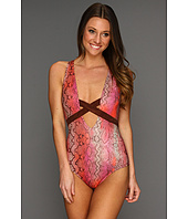Calvin Klein - Snake Wrap One Piece