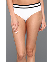 Calvin Klein - Black White High Waist Bottom
