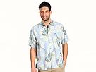 Tommy Bahama - Island Jams S/S Camp Shirt (Haze) - Apparel
