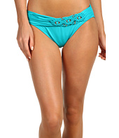 Badgley Mischka - Monaco Classic Brief w/ Belt Detail