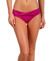 Badgley Mischka - Solids Shirred Twisted Brief