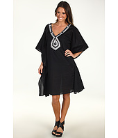 Badgley Mischka - Beaded Tunic Cover Up