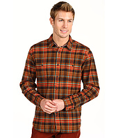 Lucky Brand - Sunset Plaid Two-Pocket Shirt