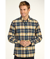 Lucky Brand - Hamburg One Pocket Button Down Collar Slim Fit Shirt