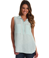 Rebecca Taylor - Aztec Sleeveless Top