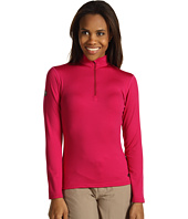 Hot Chillys - Women's Micro-Elite Chamois 8K Solid Zip-T