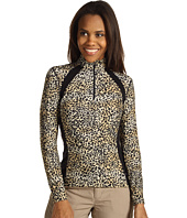 Hot Chillys - Women's MTF4000 Salsa Print Zip-T