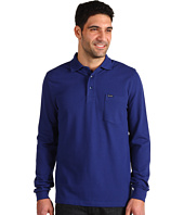 Faconnable - L/S Cotton Stretch Polo