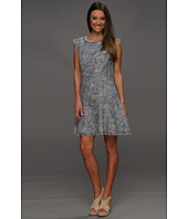 Rebecca Taylor - Frayed Fit & Flare Dress