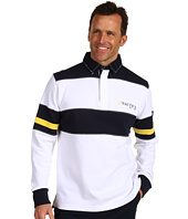 Nautica - Quarter Zip Rugby Sweater