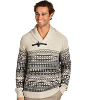 Nautica - Maritime Fairisle Toggle Sweater