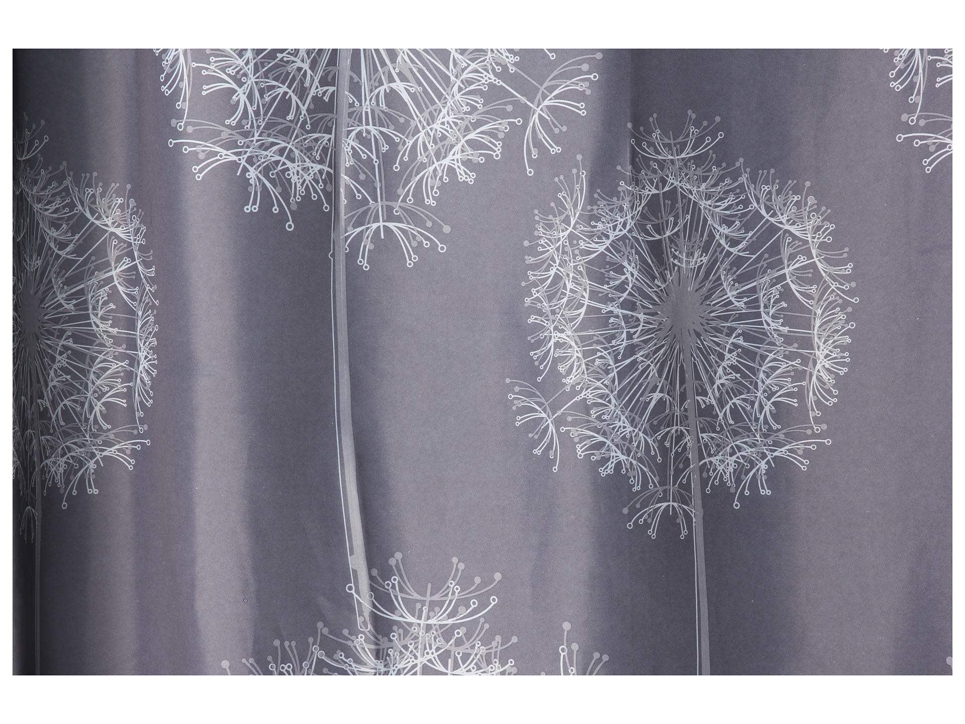 no results for interdesign dandelion shower curtain