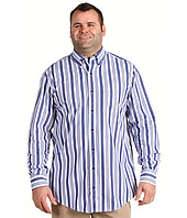 Nautica Big & Tall - Big & Tall L/S Bold Stripes Shirt