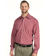 Nautica Big & Tall - Big & Tall L/S Wrinkle Resistant Check Shirt