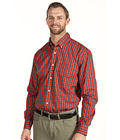 Nautica Big & Tall - Big & Tall L/S Traditional Tartan Shirt