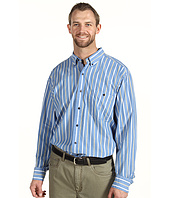 Nautica Big & Tall - Big & Tall L/S Wide Multi Stripe Shirt