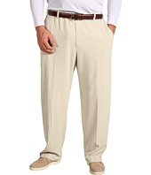 Tommy Bahama Big & Tall - Big & Tall Flying Fishbone Flat Front Pant