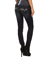 Affliction - Raquel V Stone Skinny in Dusk