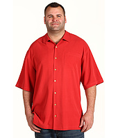 Tommy Bahama Big & Tall - Big & Tall Catalina Twill S/S Shirt