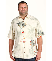 Tommy Bahama Big & Tall - Big & Tall Dashing Through The Palms Camp Shirt