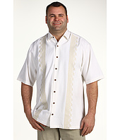 Tommy Bahama Big & Tall - Big & Tall Sand Deco S/S Camp Shirt