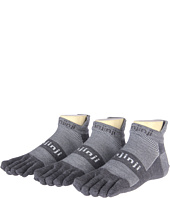 Injinji - Run Original Weight No Show Nuwool 3 Pair Pack