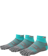 Injinji - Run Midweight Mini-Crew Coolmax 3 Pair Pack