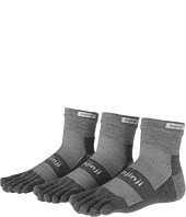 Injinji - Run Midweight Mini-Crew Nuwool 3 Pair Pack