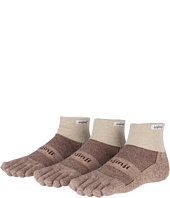 Injinji - Trail Midweight Mini-Crew Coolmax 3 Pair Pack