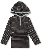 Quiksilver Kids - Hodad Stoke L/S Hooded Pullover (Toddler/Little Kids)