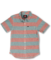 Quiksilver Kids - Tube Prison S/S Woven (Big Kids)