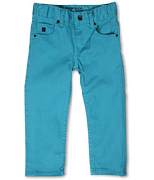 Quiksilver Kids - Distortion Slim Straight Fit Jean (Toddler/Little Kids)