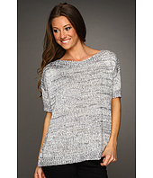 Vince Camuto - S/S Bow Back Sequin Sweater