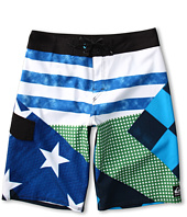 Quiksilver Kids - Cypher Echo Boardshort (Big Kids)