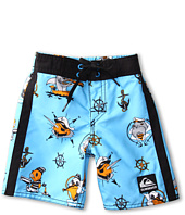 Quiksilver Kids - Briny Deep Boardshort (Toddler/Little Kids)