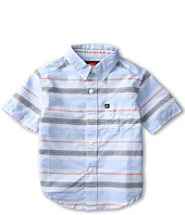 Quiksilver Kids - Booked Seats S/S Woven (Toddler/Little Kids)