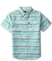 Quiksilver Kids - Booked Seats S/S Woven (Big Kids)