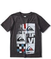 Quiksilver Kids - X-Ray S/S Tee (Big Kids)