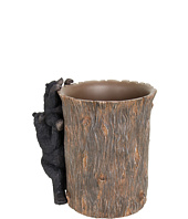 Avanti - Black Bear Lodge Waste Basket