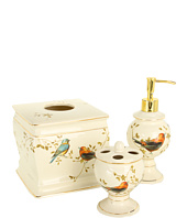 Avanti - Gilded Birds 3-Piece Bath Accessory Set